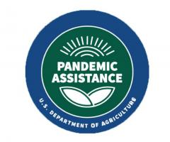 USDA Pandemic Assistance logo