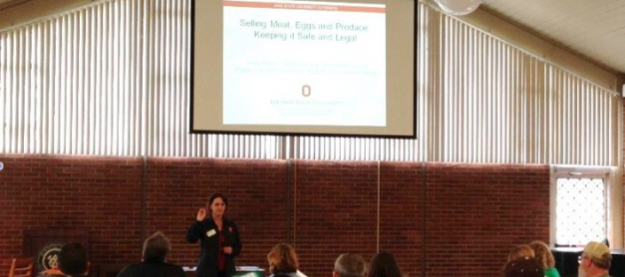 OSU Ag & Resource Law Program at Ohio Small Farm Conference