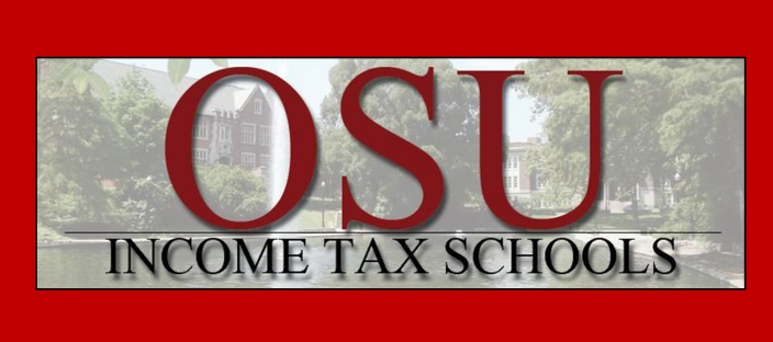 O S U Income Tax Schools logo