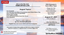Farm Office Live Promo.