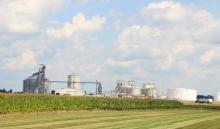 Biorefining facility in Ohio