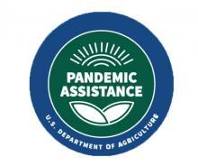 USDA Pandemic Assistance logo
