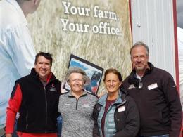 Photo of Farm Office team members
