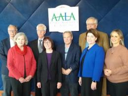 AALA Distinguished Service Award recipients