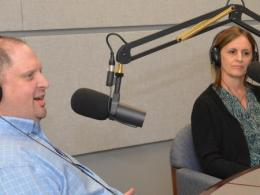 Robert Moore and Peggy Hall discuss property rights on Town Hall Ohio